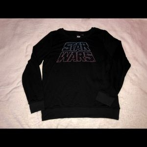 Star Wars pullover sweater